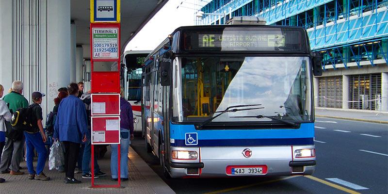 Airport Express Bus - Prague Airport (PRG)