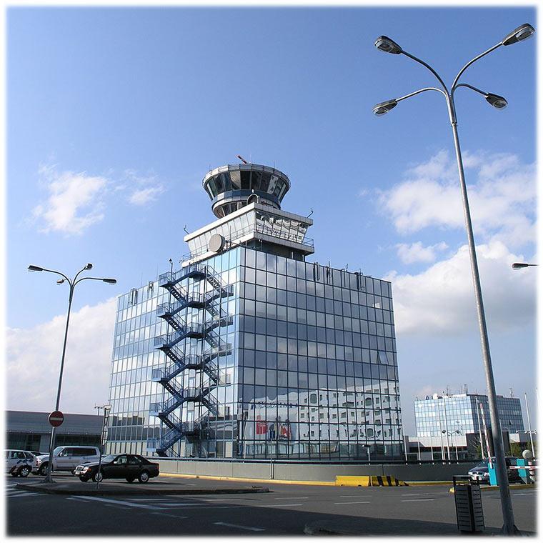 Terminal 2 view