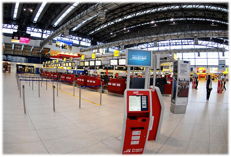 Departures Prague