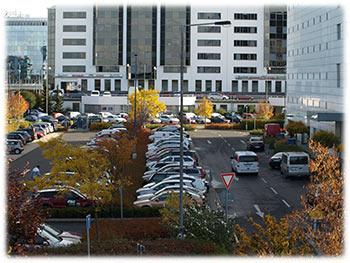 Europark Parking