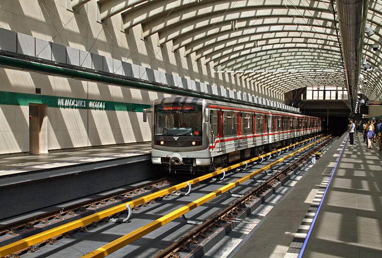 Metro line A